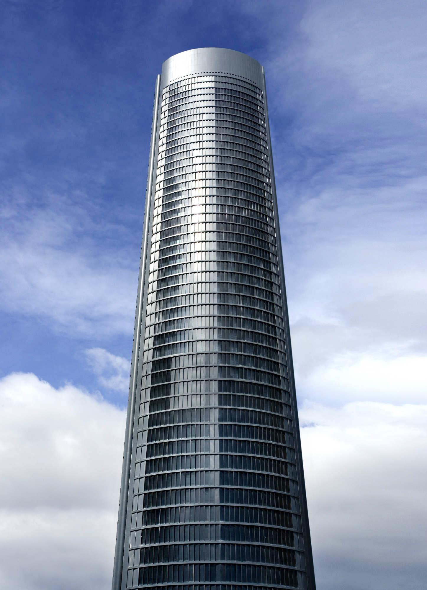 PwC Tower,Madrid,Rubio Architecture