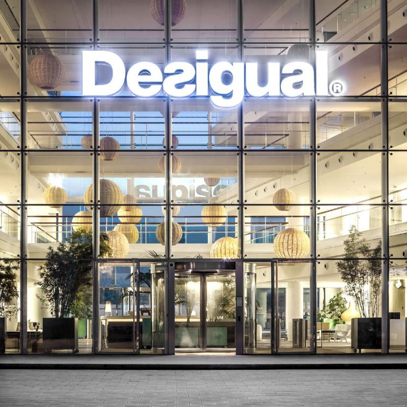 DESIGUAL Headquarters,Barcelona